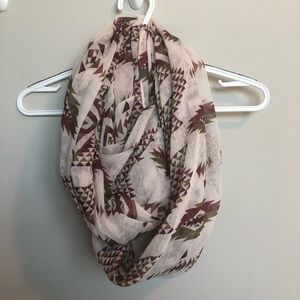 Charlotte Russe infinity scarf